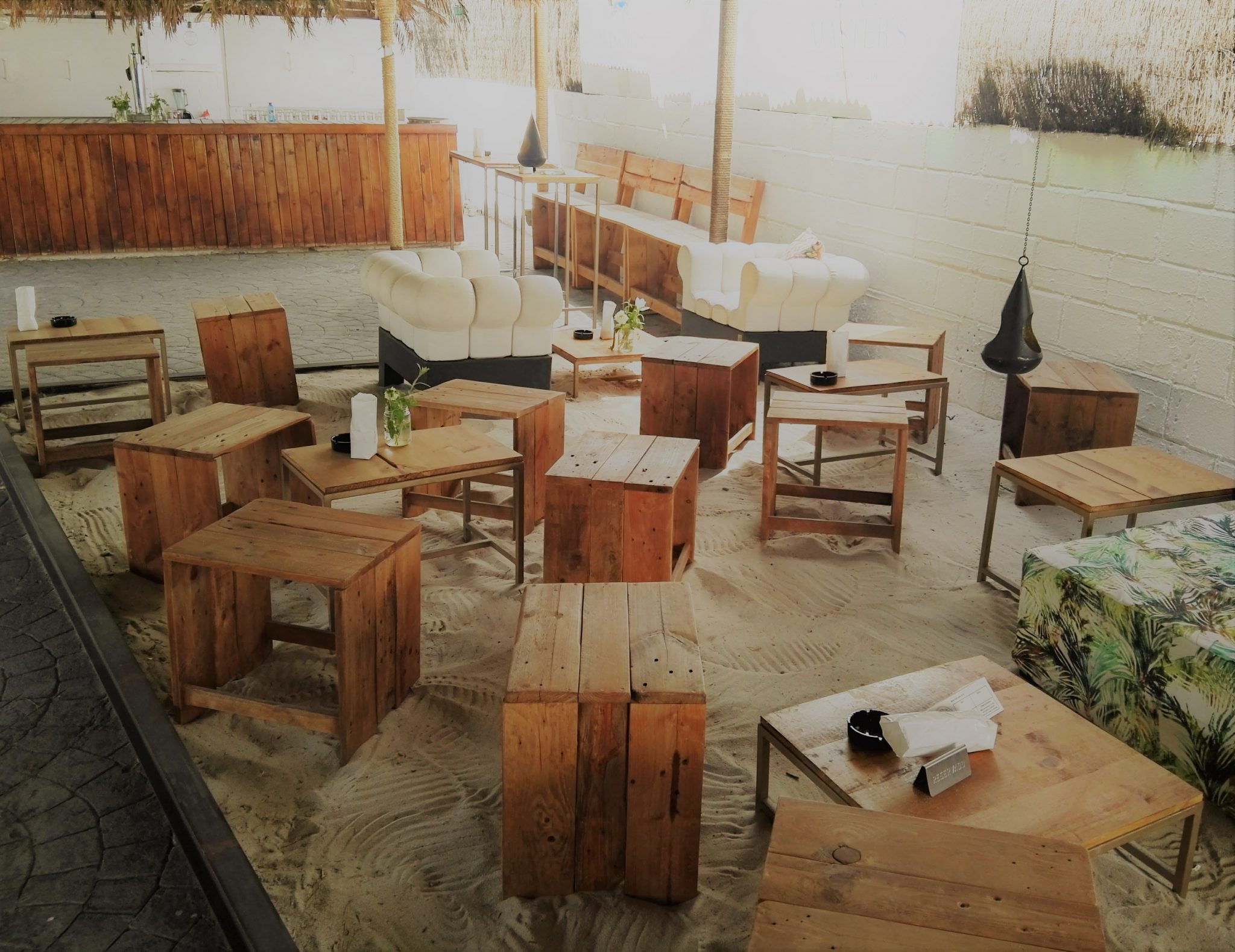 Mobiliario Con Palets Great Latest Chill Outs Y Muebles Con Palets - Mobiliario-con-palets